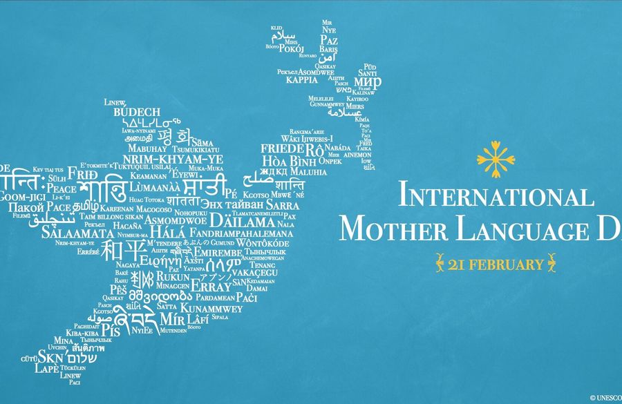 February: International Mother Language Month