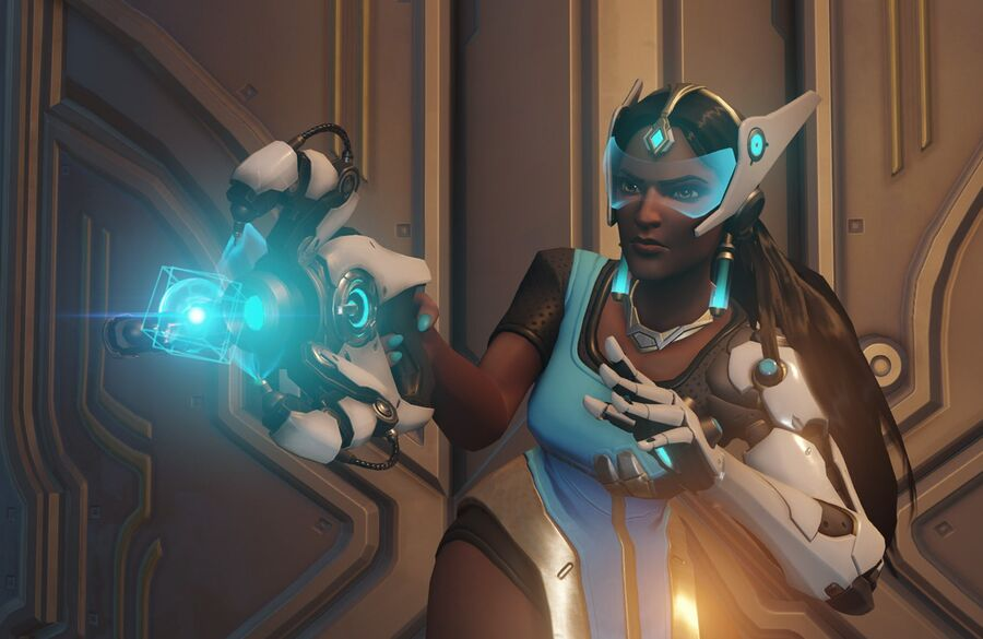 Symmetra and representativeness in videogames