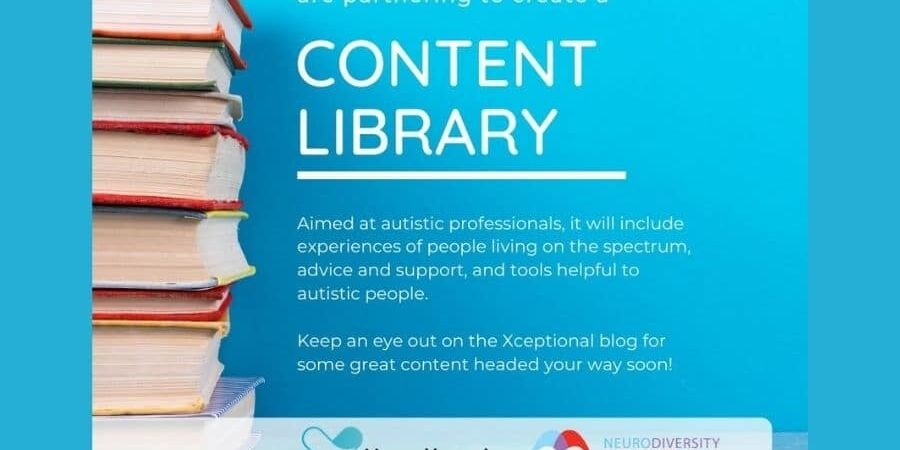 Neurodiversity Media's Resource Library is launched